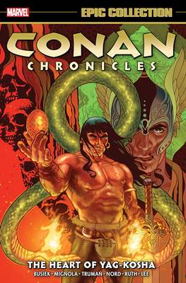 Conan Chronicles Epic Collection (Softcover 496 pp) #2