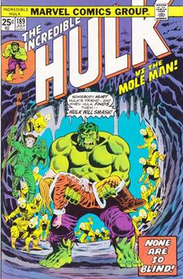 The Incredible Hulk Vol. 1 (1962-1999) (Comic Book) #189