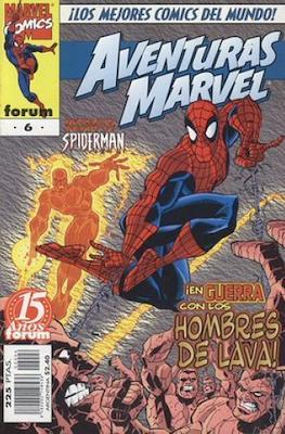 Aventuras Marvel (Grapa. 24 páginas.) #6