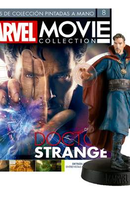 Marvel Movie Collection 2021 (Grapa) #8