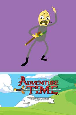 Adventure Time: Mathematical Edition (Hardcover) #6