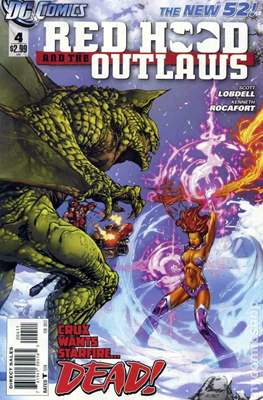 Red Hood and the Outlaws (2011-) New 52 (Comic-Book) #4