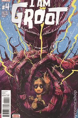 I Am Groot (Comic-book) #4