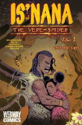 Is'nana the Were-Spider (Softcover 96-178 pp) #2