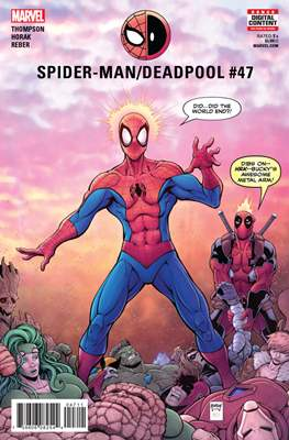 Spider-Man / Deadpool (Comic Book) #47