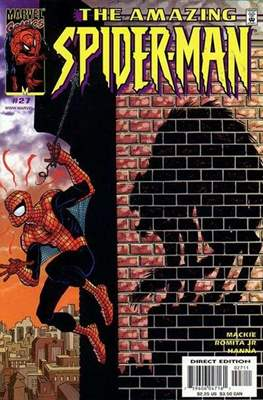 The Amazing Spider-Man Vol. 2 (1999-2014) (Comic-Book) #27