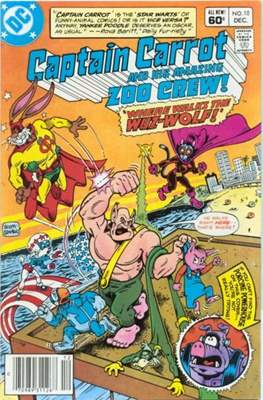 Captain Carrot and his amazing Zoo Crew (Comic Book) #10