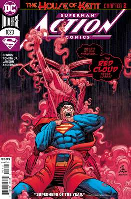 Action Comics Vol. 1 (1938-2011; 2016-) (Comic Book) #1023