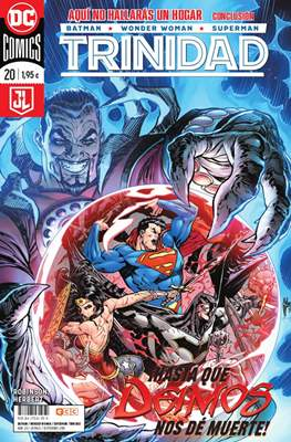 Batman / Superman / Wonder Woman: Trinidad (Grapa 24 pp) #20