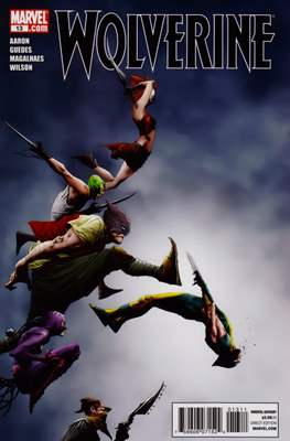 Wolverine (2010-2012) (Comic Book) #13