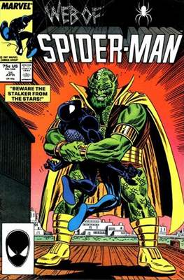 Web of Spider-Man Vol. 1 (1985-1995) (Comic-book) #25