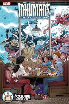 Inhumans: Once & Future Kings (Comic Book) #4