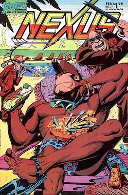 Nexus Vol. 2 (Comic Book 36 pp) #17