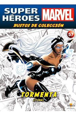 Super Héroes Marvel. Bustos de Colección (Grapa) #57