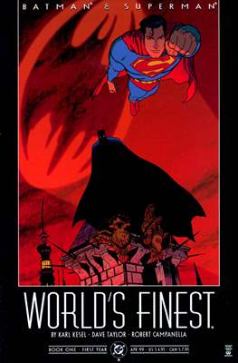 Batman & Superman: World's Finest