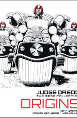 Judge Dredd: The Mega Collection #4