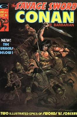 The Savage Sword of Conan the Barbarian (1974-1995) #6