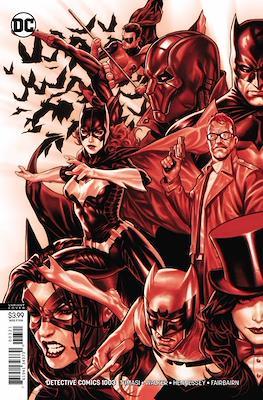 Detective Comics Vol. 1 (1937-2011; 2016- ... Variant Covers) (Cómic Book) #1003