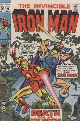 Iron Man Vol. 1 (1968-1996) (Comic book) #26