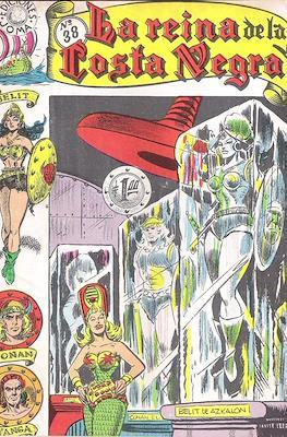 La Reina de la Costa Negra (2ª época - Grapa) #38