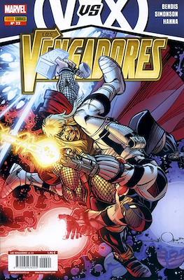 Los Vengadores Vol. 4 (2011-) (Grapa) #22