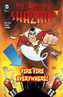 Billy Batson and the Magic of Shazam! (Hardcover 32 pp) #9