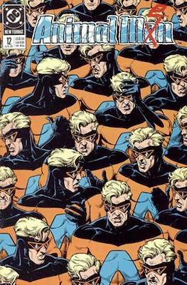 Animal Man (1988-1995) (Comic Book) #12