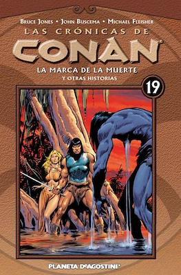 Las Crónicas de Conan (Cartoné 240 pp) #19