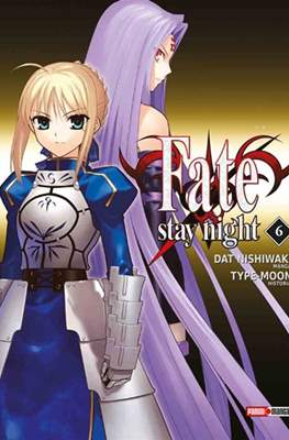 Fate Stay Night (Rústica con sobrecubierta) #6