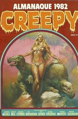 Creepy Almanaques #3