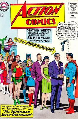 Action Comics Vol. 1 (1938-2011; 2016-) (Comic Book) #309