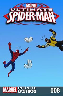 Ultimate Spider-Man: Infinite Comics #8