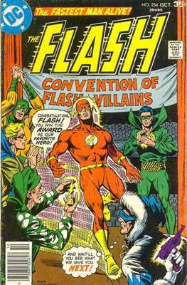 Flash vol. 1 (1959-1985) (Grapa, 32 págs.) #254