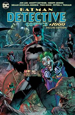 Batman - Detective Comics #1000 Deluxe Edition