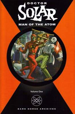 Doctor Solar, Man of the Atom Archives
