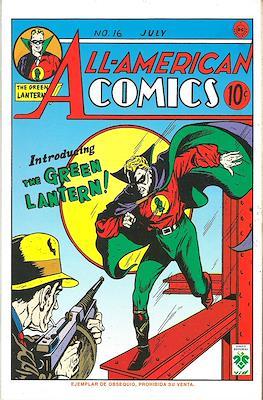 All American Comics #16 - Edición 60° Aniversario