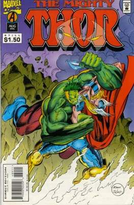 Journey into Mystery / Thor Vol 1 (Comic Book) #489