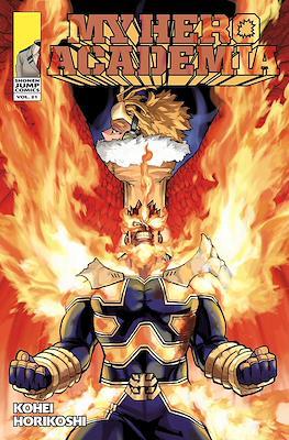 My Hero Academia (Paperback) #21
