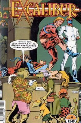 Excalibur Vol. 1 (1989-1995) (Grapa) #9