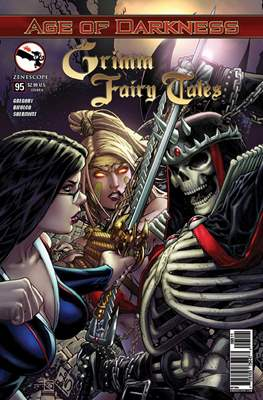 Grimm Fairy Tales (Comic Book) #95