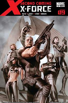 X-Force Vol. 3 (Comic-Book) #27