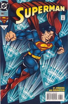 Superman Vol. 2 (1987-2006) (Comic Book) #98