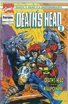 Death's Head II / Motormouth (1993-1994) #5