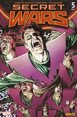 Secret Wars (2015 Portadas alternativas) (Grapa) #5