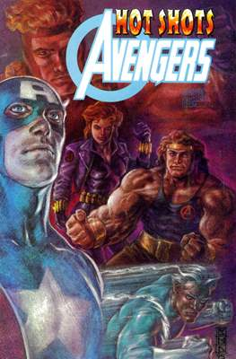 Hot Shots Avengers
