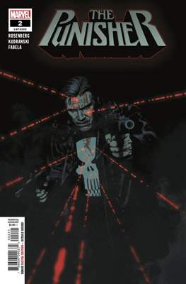 The Punisher (2018-) (Comic book) #2