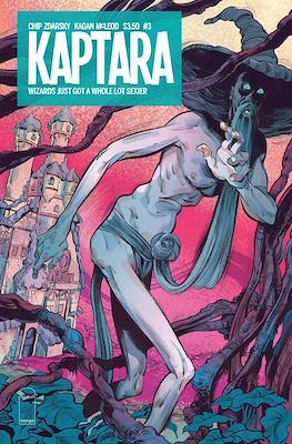 Kaptara (Comic-book/digital) #3