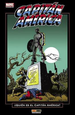 Capitán América. ¿Quién es el capitán América?