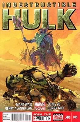 Indestructible Hulk (Comic Book) #5