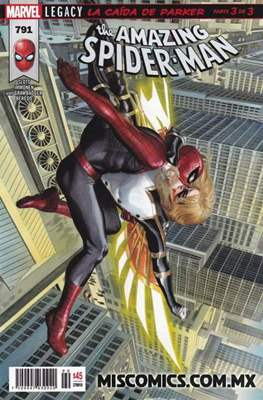 The Amazing Spider-Man (2016-2019) (Grapa) #791